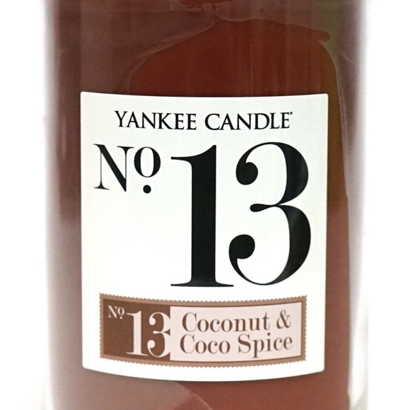 Yankee Candle No. 13 Coconut & Coco Spice Tumbler